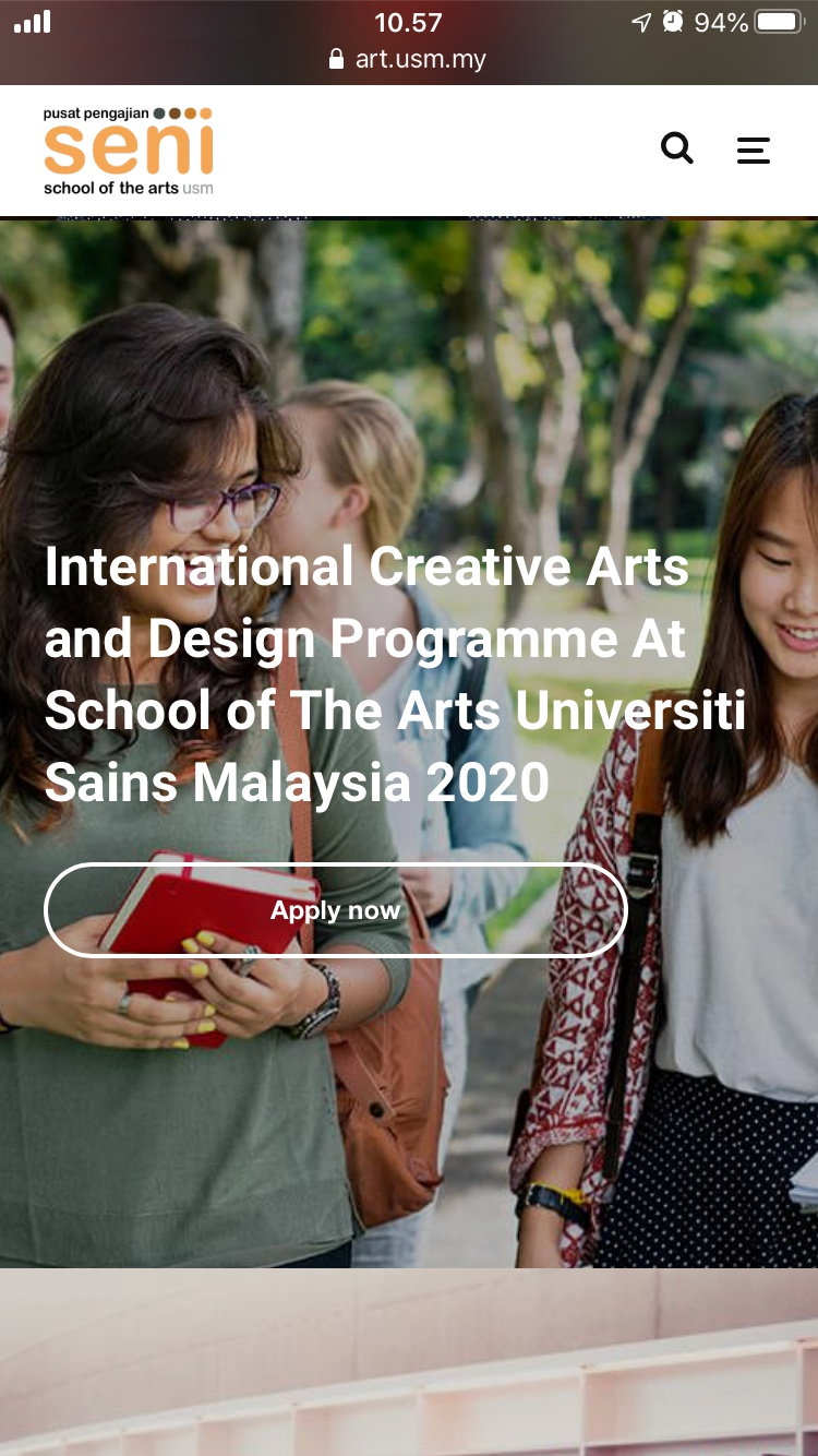 school of the arts – mobile 1