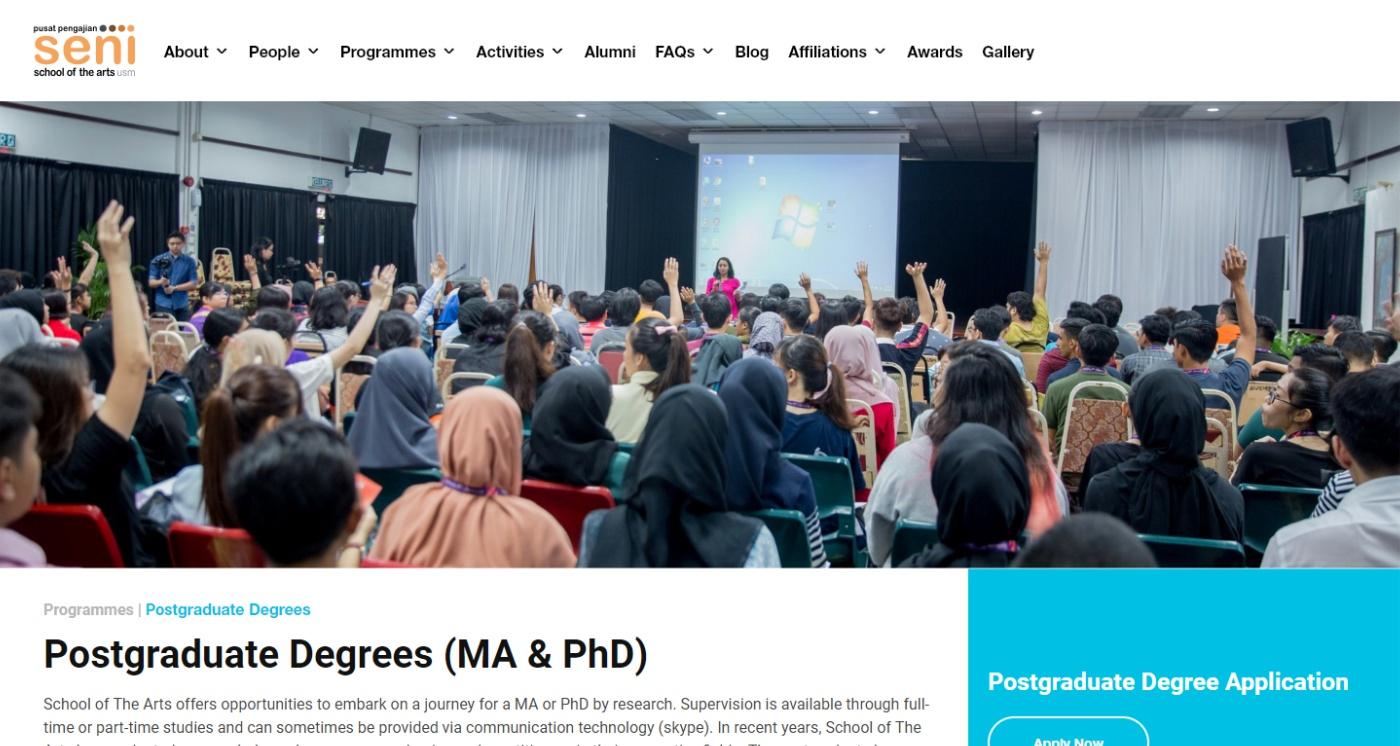school of the arts website 2